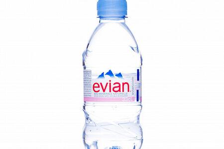Evian still без газа