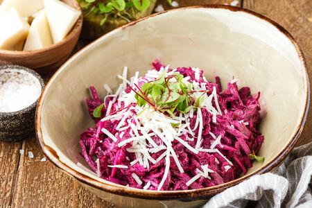 Салат Свекольный с телятиной