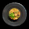 Фото к позиции меню Салат овощной с фасолью и киноа