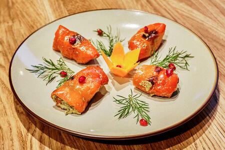 Пхали из болгарского перца