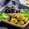 Фото к позиции меню Маслины и оливки