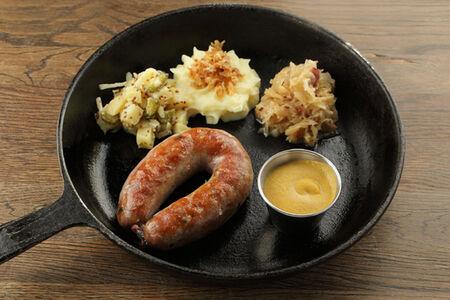 Колбаски бараньи рубленые