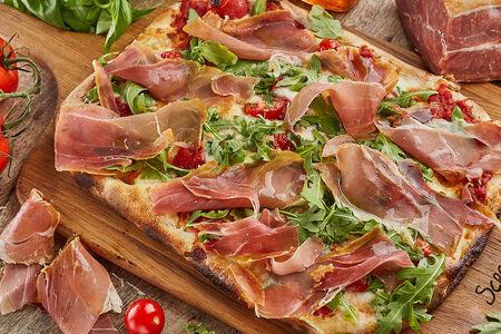 Пицца римская Прошутто с маскарпоне