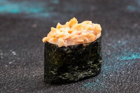 Спайс суши Краб