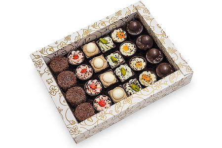 Средний набор конфет ручной работы №5