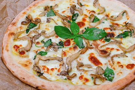 Пицца Фунги с трюфельным маслом