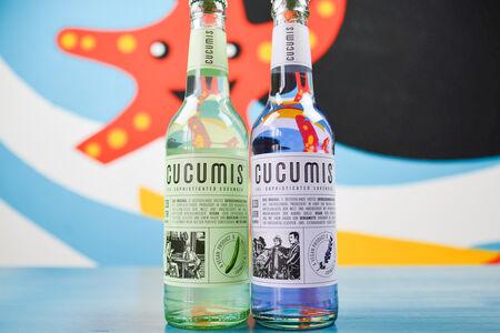 Напиток Cucumis