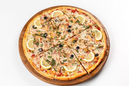Пицца Морское чудо