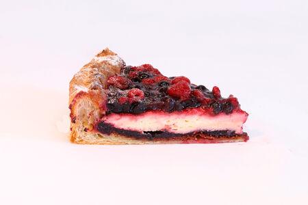 Тарт Лесная ягода