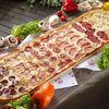 Фото к позиции меню Метровая пицца Хит