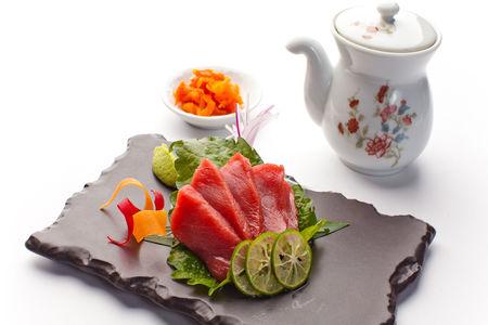 Тунец (сашими)