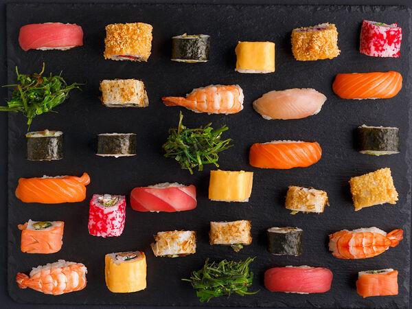 Мастер суши
