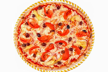 Пицца Море-Монте