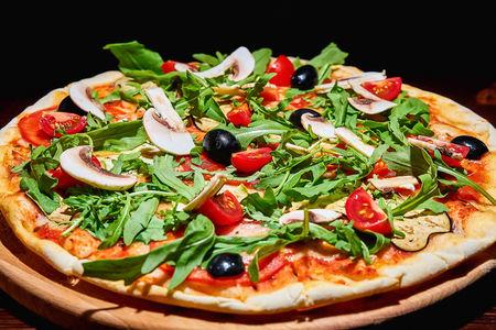 Пицца Вегетариана
