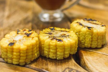 Кукуруза гриль