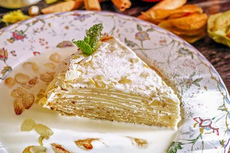 Торт Сырный