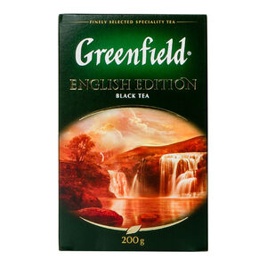 Greenfield English Edition