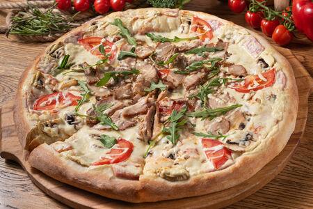 Пицца Мясное шоу