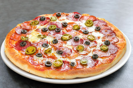 Пицца Американ Хот маленькая