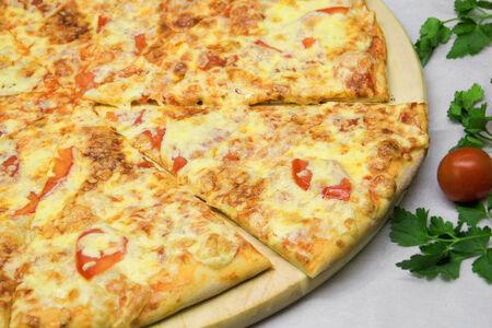 Пицца Маргарита Помидорро