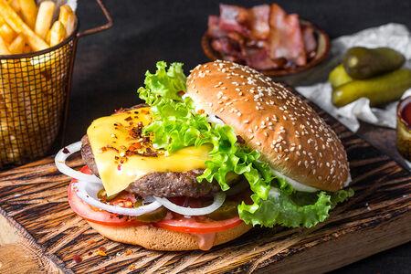 Бургер Чили