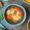 Фото к позиции меню Грузинский рыбный суп