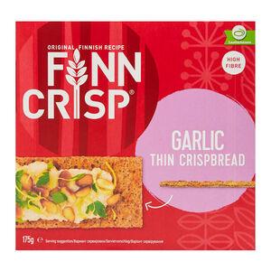 Finn crisp чеснок