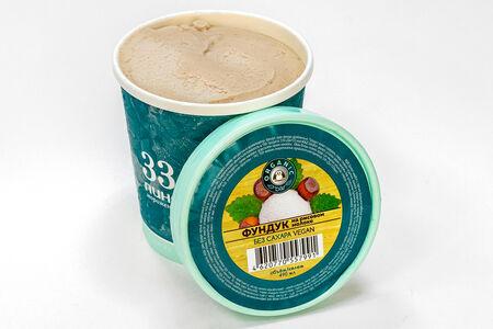 Мороженое Фундук на рисовом молоке
