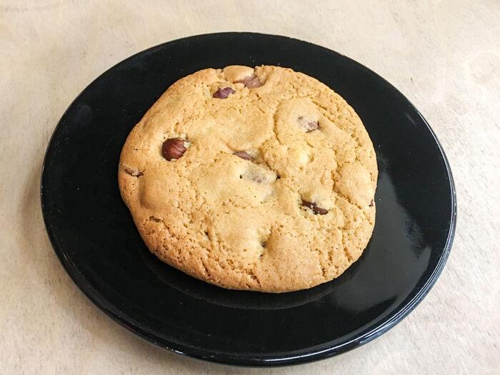 Кукис шоколадный или с фундуком