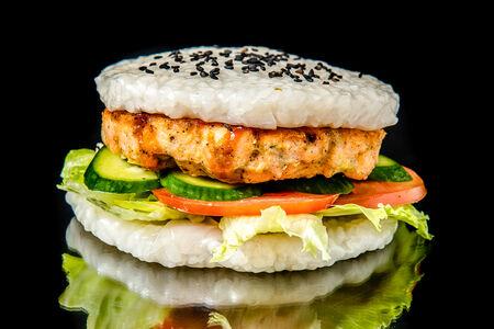 Суши-бургер Атлантический Лайт