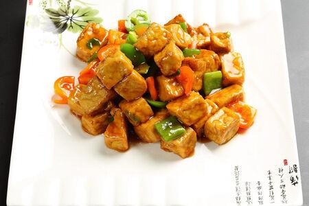 Тофу по-домашнему