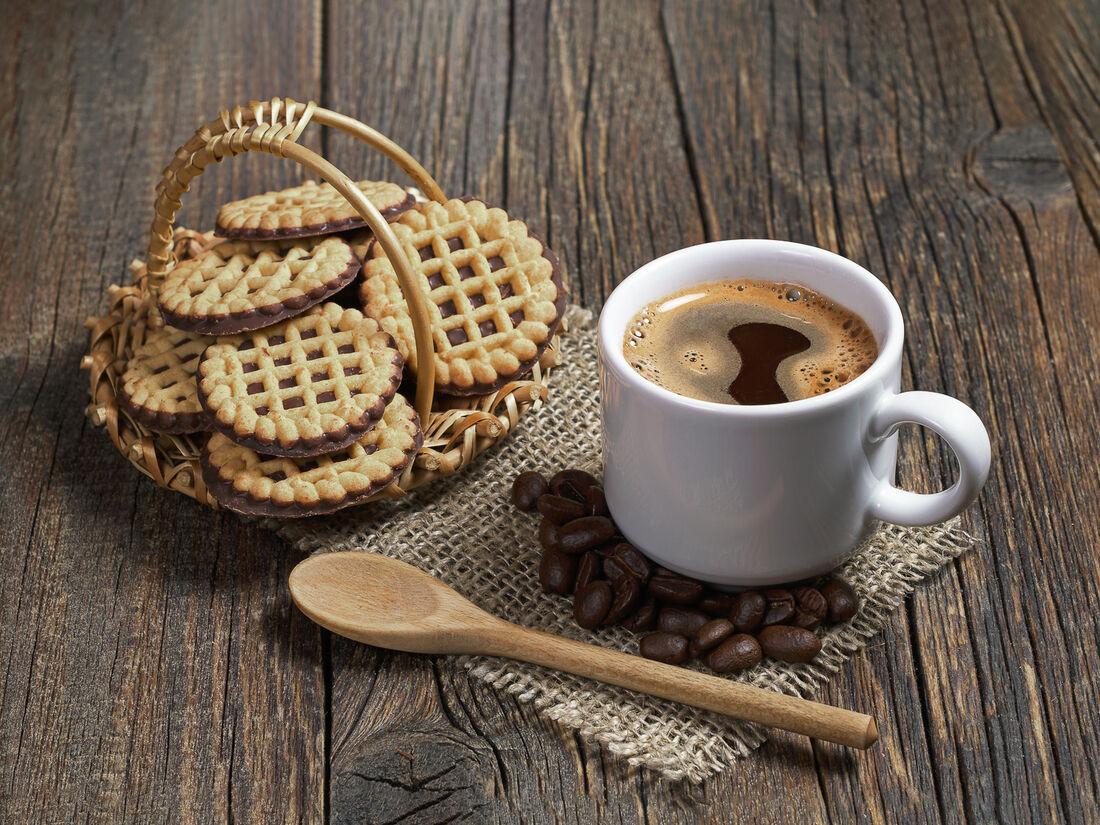 Пить кофе Купер