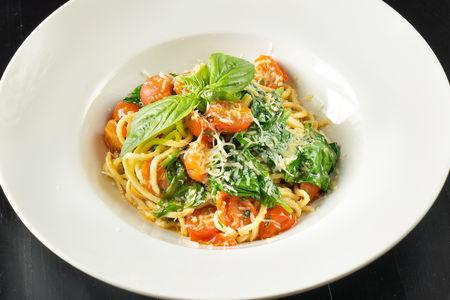 Спагетти Аль помидоро
