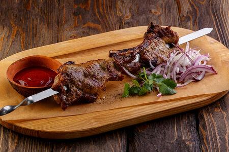 Шашлык Чалагаджи из свинины