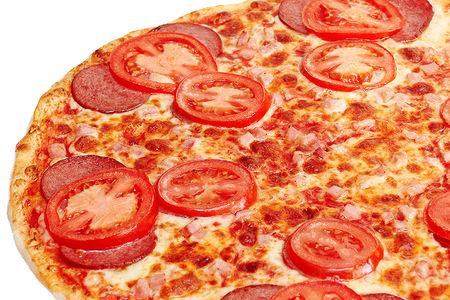 Пицца Золотая салями