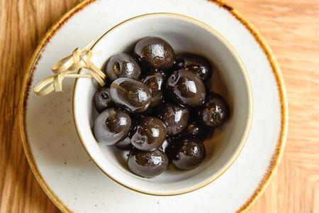 Сицилийские маслины