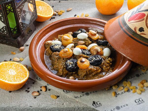 Марокко Street Food