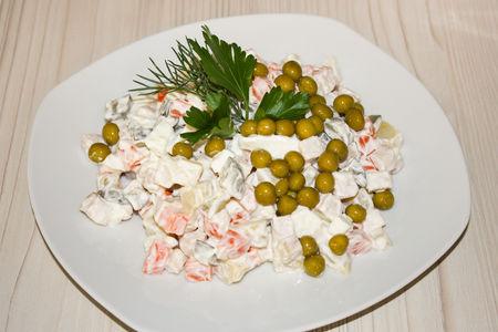 Салат Столичный