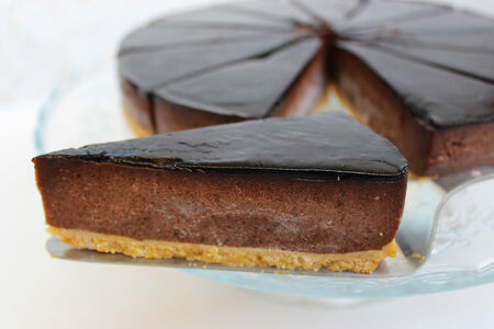 Чизкейк Нью-Йорк шоколадный классик