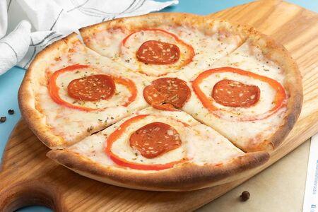 Пицца с паприкой