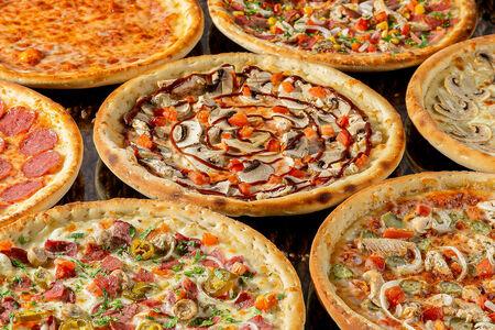 Комбо Десять пицц
