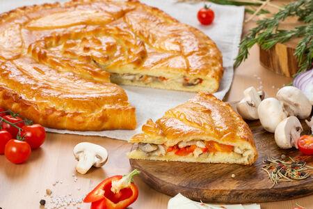 Пирог Кальцоне