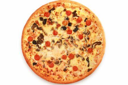 Пицца Грибное лукошко