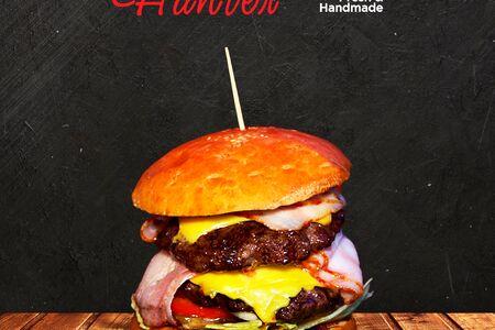 Чизбургер двойной Чед и Чейзи