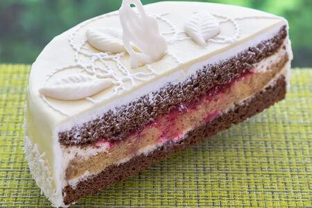 Торт Венеция половинка