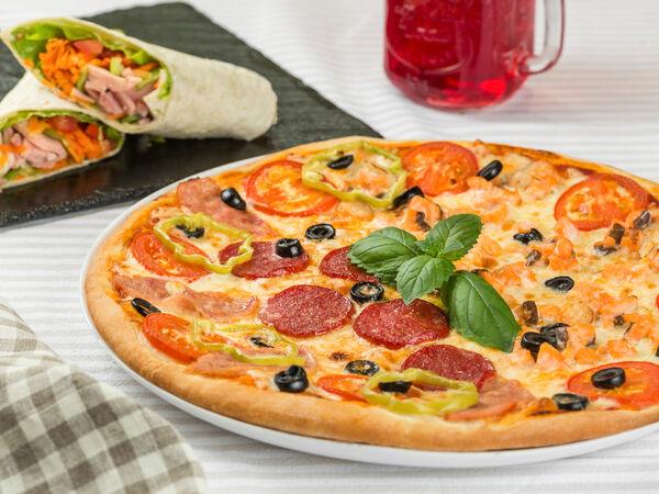 Пиццерия Capriccio