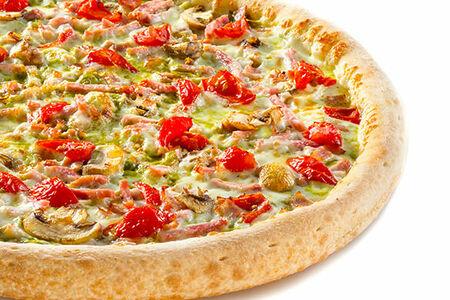 Пицца Альфредо