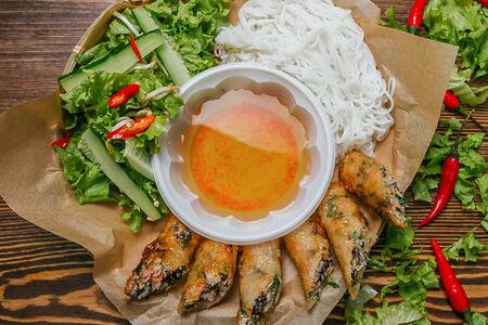 Рисовые блинчики Бун Нэм