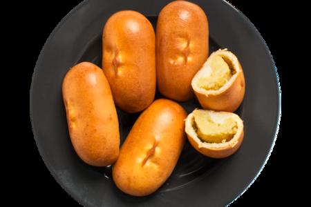 Пирожки домашние с картошкой от шеф-пекаря АВ