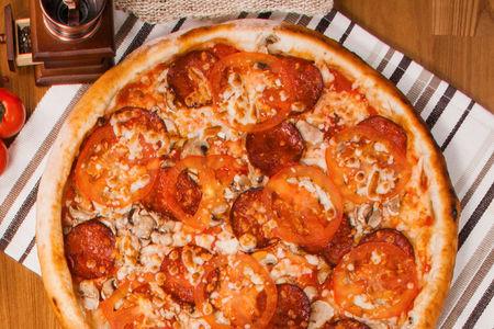 Пицца Порто белло